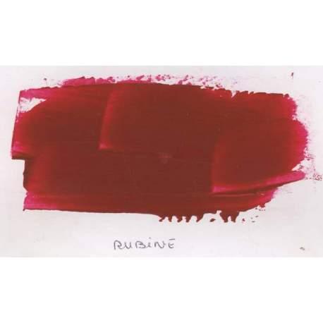 Gouache Galac - Rouge rubine - 1 litre