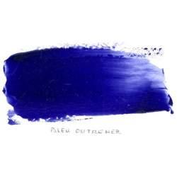 Gouache Galac - Bleu outremer - 1 litre