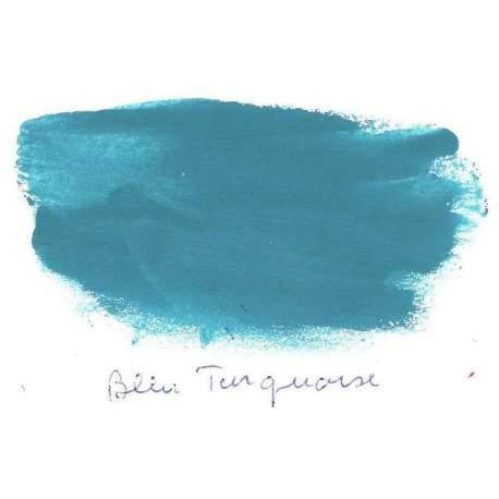 Gouache Galac - Bleu turquoise - 250 ml