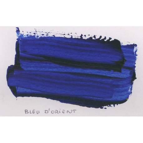 Gouache Galac - Bleu d'orient - 250 ml