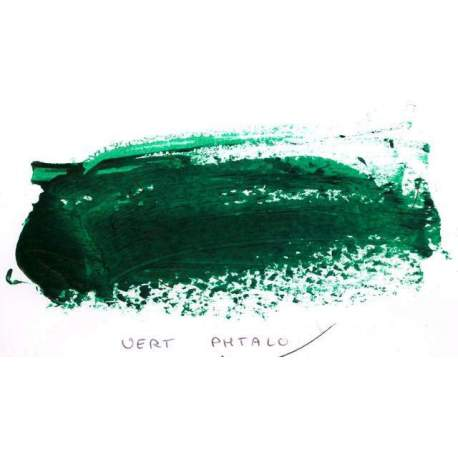 Gouache Galac - Vert Phtalo - 250 ml