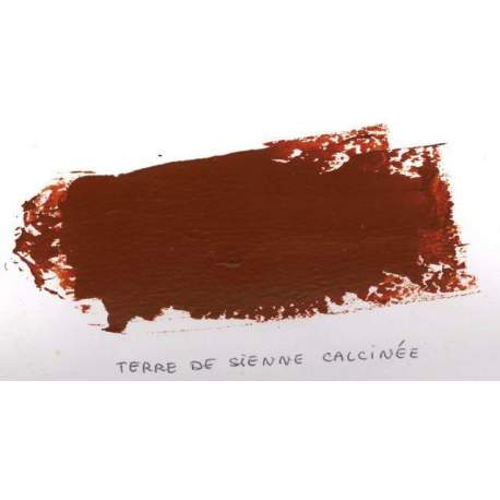 Gouache Galac - Terre de Sienne calcinée - 250 ml