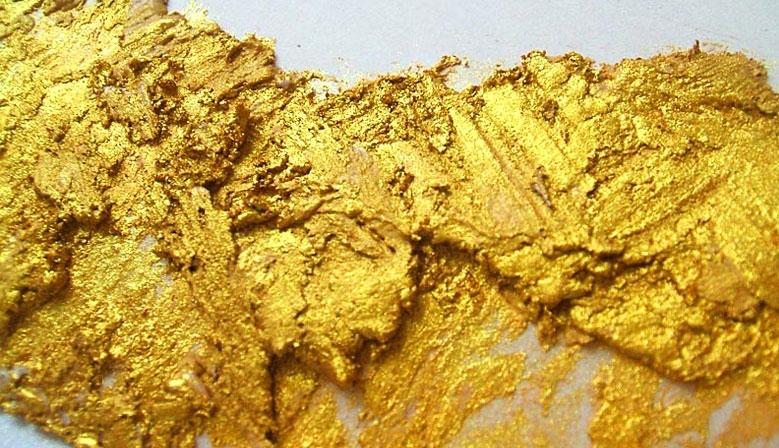 Des produits en or !