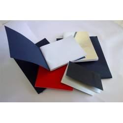 Lot de 6 carnets d'expo panachés divers formats et papiers