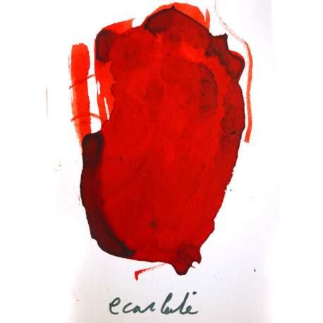 Encre Albo rouge écarlate