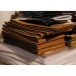 Carnet kraft brun 140 gr - 15x21
