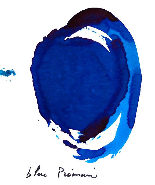 Encre Albo bleu primaire