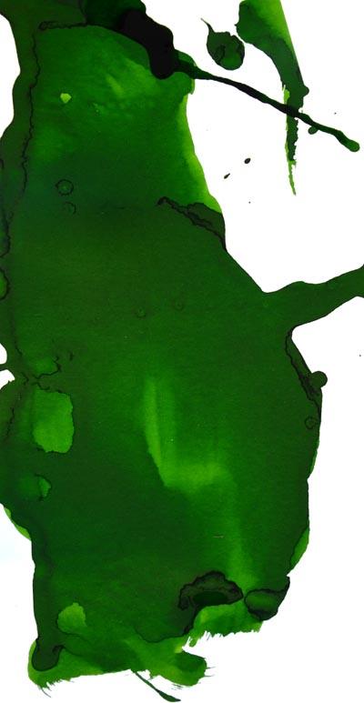 Encre Albo vert anglais